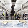 ニュース画像 5枚目:エボラ出血熱の患者輸送の隔離室 骨格