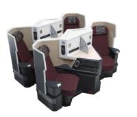 ニュース画像:JAL、国際線777-200ERをSKY SUITE仕様に エコノミーは「3-4-2」