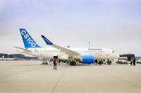 ニュース画像:ボンバルディア、ヨーロッパで実施のCS100ルートプルービングを完了