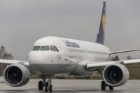 ニュース画像:ルフトハンザ、A320neoの2機目「D-AINB」を受領 就航地は5地点に