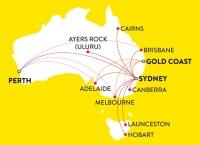 ニュース画像:スクート、ヴァージン・オーストラリアと8都市のネットワークを拡張