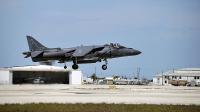 ニュース画像:岩国基地、4月4日から7日にAV-8Bハリアーの試用飛行を実施
