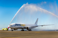 ニュース画像:エアロ・ロジック、4月からシアトル・タコマ国際空港に就航