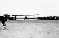 ニュース画像:ユナイテッド航空が90周年、ヴァーニー・エアラインズのエアメールから