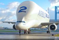 ニュース画像 1枚目:エアバス 輸送機 ベルーガ2号機