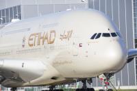 ニュース画像:エティハド航空、A380の導入初年度で定時運航率が99.8%