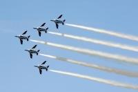 ニュース画像:ブルーインパルス、5月の参加航空祭を発表 岩国・防府北・美保