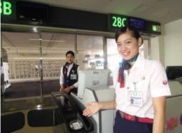 ニュース画像 1枚目:JALグループ、沖縄地区のグランドスタッフ