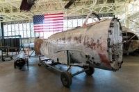 ニュース画像 1枚目:格納庫79で開始された復元作業