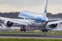 ニュース画像:KLMオランダ航空、5機目の787-9「ハイビスカス」を受領