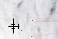 ニュース画像:フレンドシップデー、ゴールデン・ナイツが初参加 AV-8BとMV-22もデモ