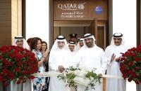 ニュース画像:カタール航空、ドバイ国際空港にプレミアムラウンジをオープン