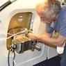 ニュース画像 2枚目:大気分析計機器を搭載