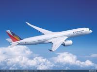 ニュース画像 1枚目:フィリピン航空塗装のA350イメージ