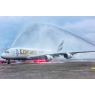 ニュース画像 2枚目:台北で初のA380定期便が就航