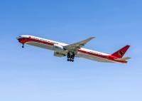 ニュース画像:ボーイング、TAAGアンゴラ航空に777-300ERを引き渡し