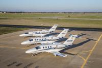ニュース画像:セスナのモデル525、初飛行から25周年 累計受注2,000機に