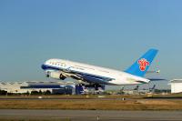 ニュース画像:中国南方航空、北京/アムステルダム線にA380投入 6月20日から10月30日