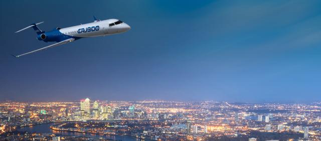 ニュース画像 1枚目:CRJ-900