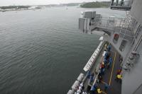 ニュース画像:USSロナルド・レーガン、5月9日に横須賀を出港 第7艦隊担当海域へ
