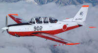 ニュース画像 1枚目:T-7 初等練習機