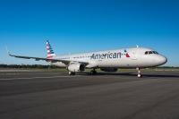 ニュース画像:エアバス、アメリカ製A321をアメリカン航空に初納入 モービル工場2機目