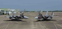 ニュース画像:新田原基地、飛行教導群移動で記念式典を開催 6月に小松へ