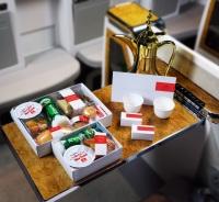 ニュース画像:エミレーツ航空、ラマダン時の機内食イフタール・ボックスで新メニュー