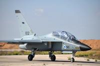ニュース画像 1枚目:イスラエル空軍の新型練習機、アエルマッキM-346。