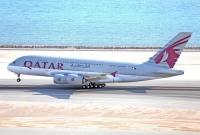 ニュース画像 1枚目:初便で使用されたA380、通常は777-200LR