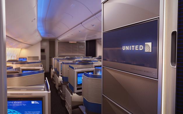 ニュース画像 1枚目:ユナイテッド航空「ポラリス」