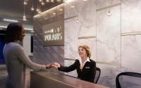 ニュース画像:ユナイテッド、世界9カ所でラウンジを「ユナイテッド・ポラリス」に
