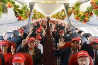 ニュース画像:ベトジェットエア、ホーチミン /クアラルンプール線に就航 デイリー運航