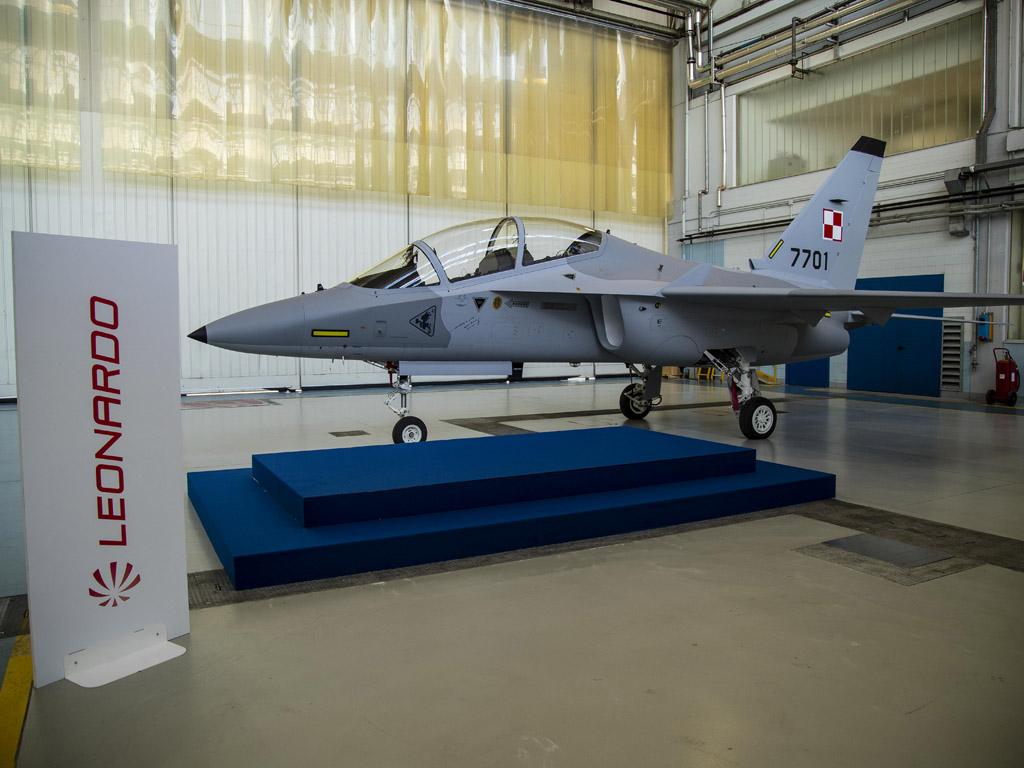 ニュース画像 1枚目:ポーランド空軍向け M-346