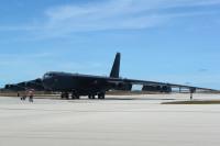 ニュース画像:アメリカ太平洋軍、B-1Bランサー戦略爆撃機をグアムに前方展開