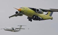 ニュース画像:アントノフ、アゼルバイジャンに準備するAn-178最終組立ラインを歓迎