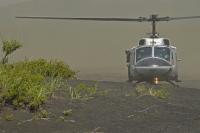 ニュース画像:横田基地の459AS、UH-1Nイロコイでの訓練の様子を公開