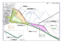 ニュース画像 1枚目:整備する羽田空港の第2ゾーン