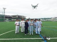 ニュース画像:日本航空学園、6月1日に「ドローンパイロット・スクール」を開校