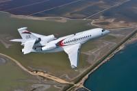 ニュース画像:ダッソー・アビエーション、EASAからファルコン8Xの型式証明を取得