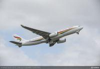 ニュース画像:チベット航空、中国で初のA330-200 MTOW242トンを受領