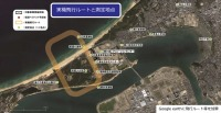 ニュース画像:福岡空港からのヘリ発着機能移転、新ヘリポート予定地で実機の飛行試験へ