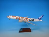 ニュース画像:全日空商事、4月から6月のモデルプレーン新製品 A320neoやBB-8など