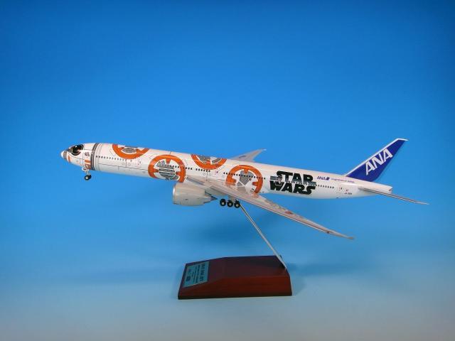 ニュース画像 1枚目:BB-8 ANA JETの200分の1モデル