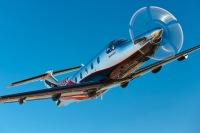 ニュース画像:ピラタス、PC-12の1,400機目を納入 PC-12NGは100万飛行時間を記録