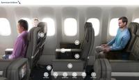 ニュース画像:アメリカン航空、787-9にプレミアム・エコノミーを装備 11月から運航
