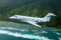 ニュース画像:G280、グランドラピッズとロンドン・ルートン間を7時間で飛行