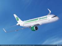 ニュース画像:エアバス、ゲルマニア・グループからA320neoを25機受注