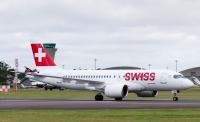 ニュース画像:SWISS、CS100で定期便運航を開始 2017年までにAvro RJ100を更新