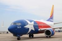 ニュース画像:サウスウェスト航空、2代目「ローン・スター・ワン」 運航開始
